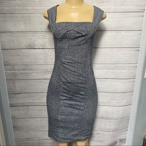 Nicole Miller denim dress